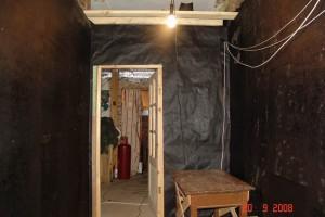 Гидроизоляция деревянных стен в ванной