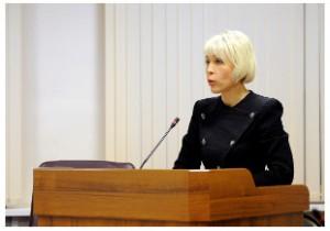 Надежда Школкина. Депутат ГД РФ