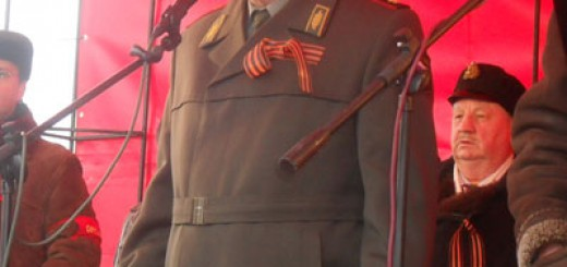 Генерал Ивашов. Воробьёвы горы