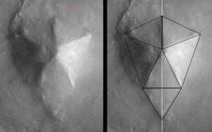МАРС. Пирамида D&M