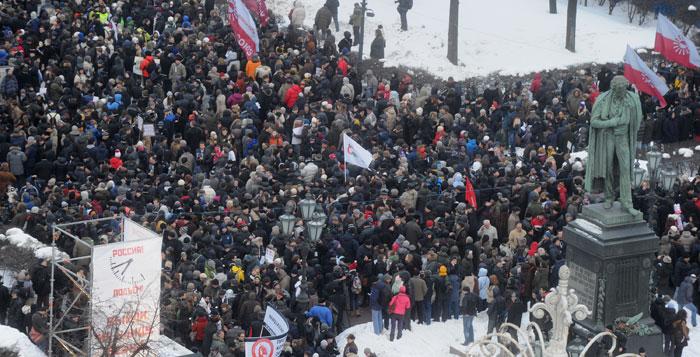 05.03.2012 Пушкинская площадь