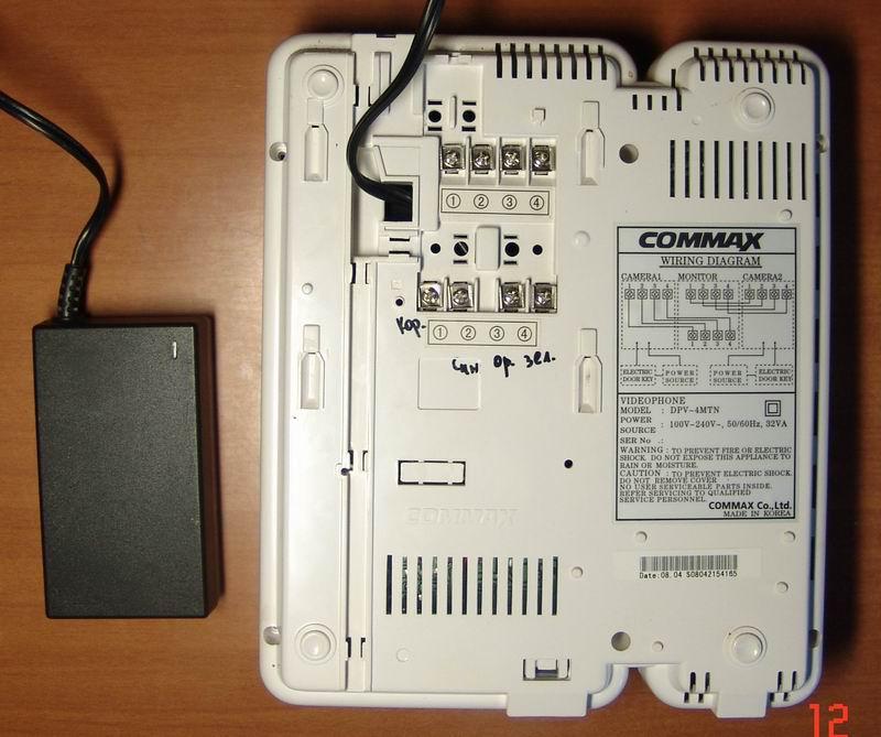 Cоmmax DPV-4MTN