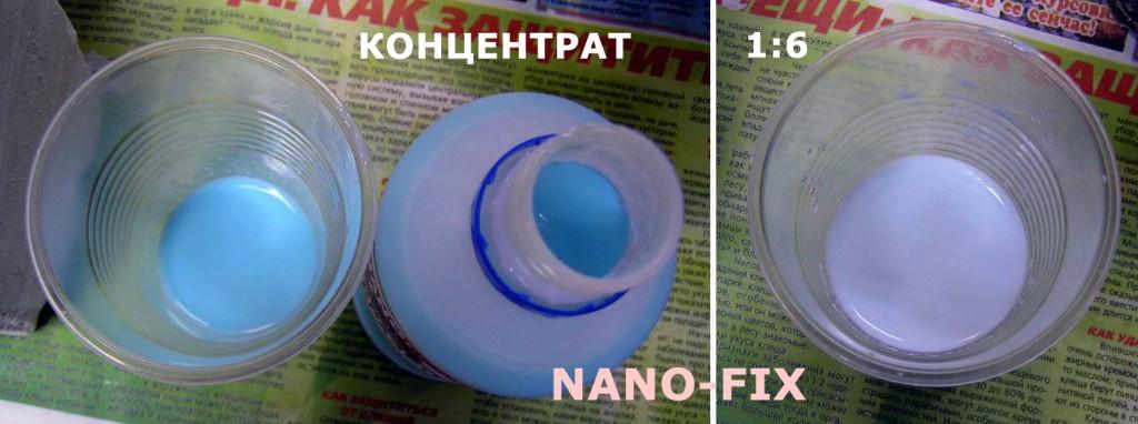 Пропитка NANO-FIX