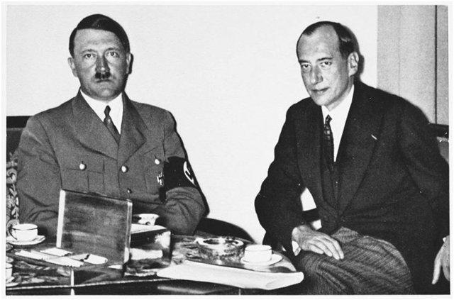 Польша Гитлер Юзеф Бек 1938