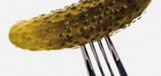 Соленые огурцы опасны