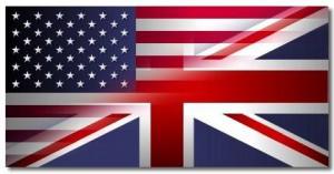 флаг США-Англия